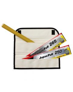 Tajima JPR-SET Rapid Pull Saw Set with 16 TPI and 19 TPI Blades Set, 4 Piece