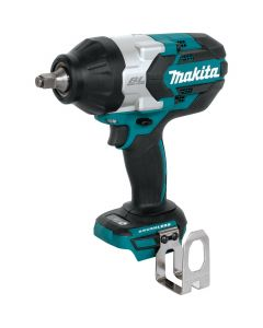 """Makita XWT08Z 18V LXT Lithium‑Ion Cordless High Torque 1/2"""" Sq. Drive Impact Wrench, Bare Tool"""