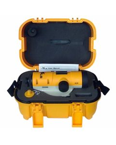 Pacific Laser Systems PLS 24X Automatic Optical Level Tool (PLS-60425)
