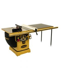"""Powermatic PM25350RK 2000B 230/460V 5HP Table Saw 50"""" Rip with Accu-Fence and Router Lift"""