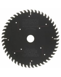 Tenryu PSW-16048AB2 160mm 48T Wood Cutting Finish Saw Blade for Festool TS55 Tracksaw