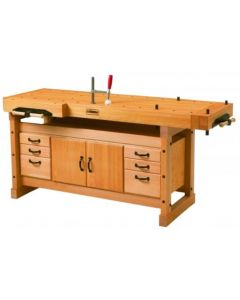 Sjobergs Elite Workbench 2000 & SM04 Cabinet 33464 Combo