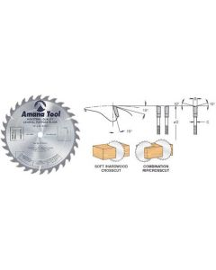 Thin Kerf General Purpose Saw Blades