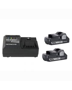 Hitachi UC18YSL3 18V Lithium-Ion Battery Rapid Charger with USB Port