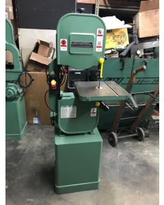 "Used 90-125M1 14"" Bandsaw General, 1 HP, 1 Ph, 110/220V (For Pickup Only)"