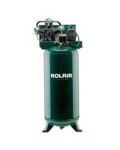 Rolair V5160PT03XB 230V 5HP Vertical 60 Gal Air Compressor