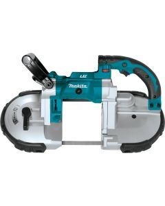 Makita XBP02Z 18V LXT Lithium-Ion Cordless Portable Band Saw, Bare Tool