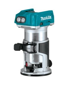 Makita XTR01Z 18V LXT Lithium-Ion Cordless Compact Router, Bare Tool