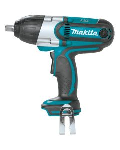 """Makita XWT04Z 18V LXT Lithium-Ion Cordless 1/2"""" Square Drive Impact Wrench, Bare Tool"""