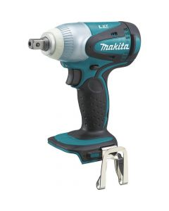 """Makita XWT05Z 18V LXT Lithium‑Ion Cordless 1/2"""" Impact Wrench, Bare Tool"""