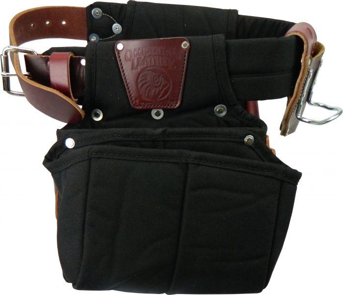 Occidental 9525M Finisher Tool Belt, Medium, Leather | burnstools.com