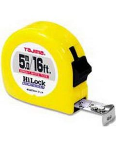 "HL-16/5MBW Hi-Lock 16' / 5M x 3/4"" Metric/English Tape"