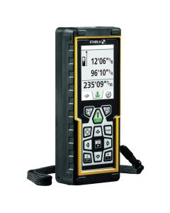 Stabila 06520 LD-520 Long-Range 660' Laser Distance Measurer