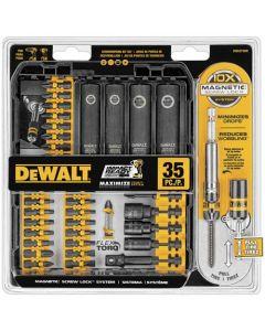 DeWalt DWA2T35IR 35-Piece Impact Ready FlexTorq Screwdriving Set