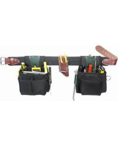 9525XL Occidental Finisher Tool Belt, X-Large, Leather