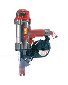 "HN120 PowerLite 400 psi High Pressure 2-1/2"" Concrete/Steel Pinner Nailgun"