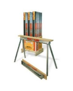 "QP4236-12 36"" Folding SawHorse, Each"