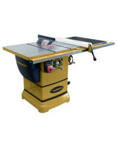 """Powermatic 1791000K PM1000 Table Saw, 1-3/4HP 1PH 115V, with 30"""" Accu-Fence System"""