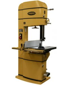 Powermatic 1791258B Band Saw, 18 x 20 inch Cutting, 2300/4400 SCFM Blade