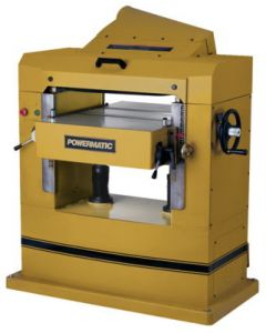 "Powermatic 1791267 201HH, 22"" Planer, 7.5HP 1PH 230V, with Helical Cutterhead"