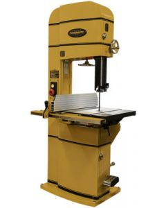Powermatic 1791801B Band Saw, 18 x 18 inch Cutting, 2300/4400 SCFM Blade