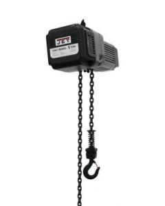 JET 180120 VOLT 1T Hoist 1PH/3PH 230V 20' Lift