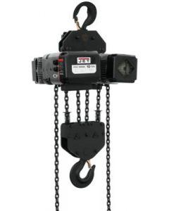 JET 181020 VOLT 10T Elec Hoist 1PH/3PH 230V 20'Lift