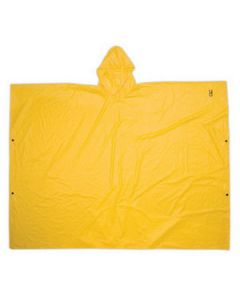 R10410 Climate Gear R104 50 X 80 Inch Lightweight Poncho Yellow