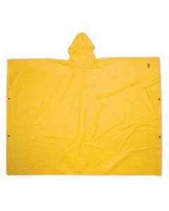 R10410 Climate Gear R104 50 X 80 Inch Lightweight Poncho Yellow