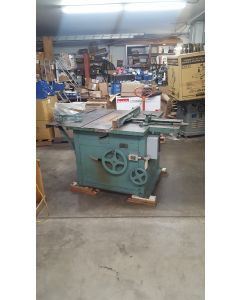 "Used Beach 18"" TableSaw 5HP3Ph 220/440V"