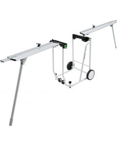 Festool 497354 UG-KA-Set Kapex Portable Miter Saw Stand with Left & Right Extensions