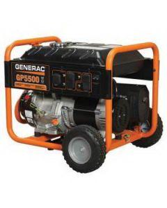5939 5500 Watt Generac Portable Generator