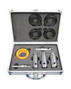 "WSDK4 Lackmond Wet Stone Drill Kit, 1"" to 1-1/2"""