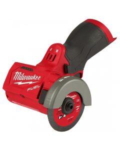 "Milwaukee 2522-20 M12 Fuel 12V 3"" Compact Cut Off Tool, Bare Tool"