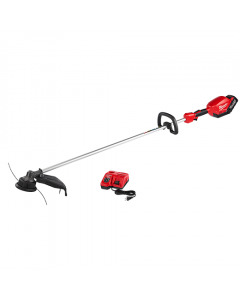 Milwaukee 2725-21HD M18 FUEL Brushless Cordless String Trimmer Kit, 9.0 Ah