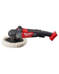 "Milwaukee 2738-20 M18 Fuel 7"" Variable Speed Polisher, Bare Tool"