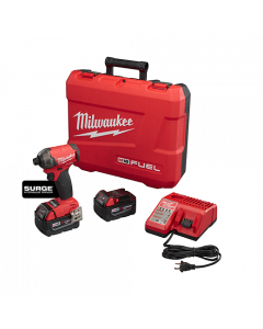 Milwaukee 2760-22 M18 FUEL Surge Hydraulic Impact Driver Kit