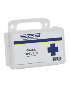 ERB Safety 28890 Class B Type I, II, III First Aid Kit, ANSI, Plastic Case