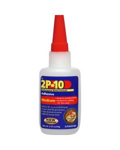 2P-10 FastCap Medium Adhesive 2 oz. Bottle