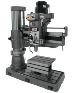 JET 320037 J-1230R-4 Radial Drill Press, 5HP, 460V