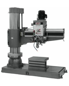 JET 320038 J-1600R Radial Drill Press, 7.5 HP,230/460 Prewired 230V (see 320039 for 460V)