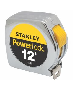 33-312 12' x 3/4 PowerLock Tape Rule