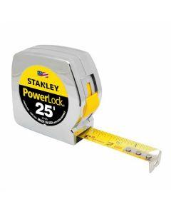 Stanley 33-425LT 25' PowerLock Tape Measure