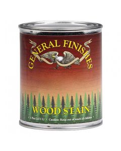 Black EF Stain, Quart (General Finishes)