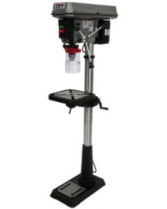 "JET 354400 J-2500 15"" FLOOR MODEL DRILL PRESS, 3/4HP, 115V"