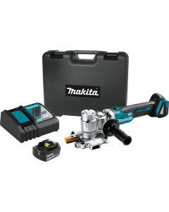 Makita XCS02T1 18V LXT Brushless Cordless Threaded Rod & Rebar Flush-Cutter Kit