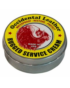 Occidental Leather 3850 Rugged Service Cream