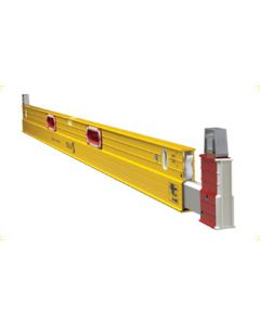 35712 7-12' Type 106T Plate Level 2 Stabila (extends 7' to 12')