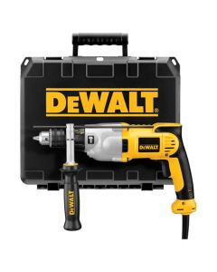 "DeWalt DWD520K 1/2"" VSR Pistol Grip Hammerdrill Kit"