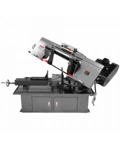 Jet 413411 MBS-1018-1 Dual Mitering Horizontal Band Saw, 2 HP, 230 V